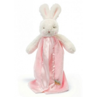 BUNNIES BY THE BAY COMFORTER: BUNNY PINK