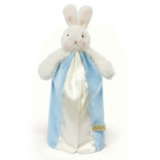 BUNNIES BY THE BAY COMFORTER: BUNNY BLUE