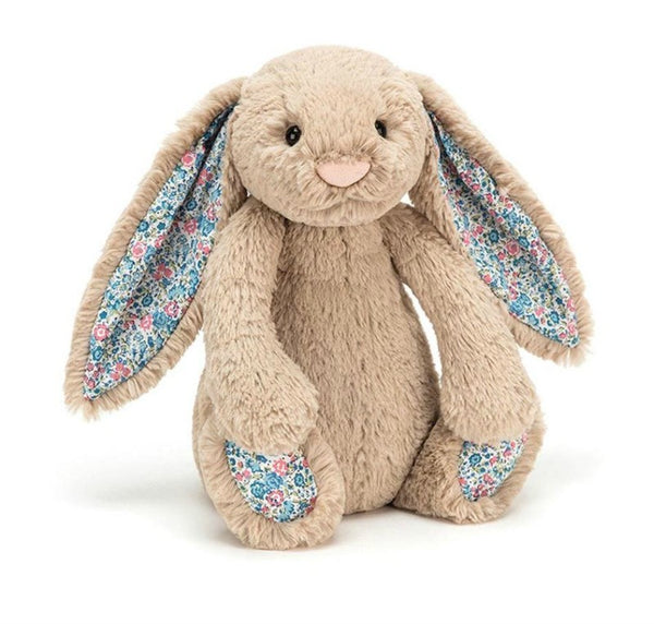 Jellycat Bashful Beige Blossom Bunny Small