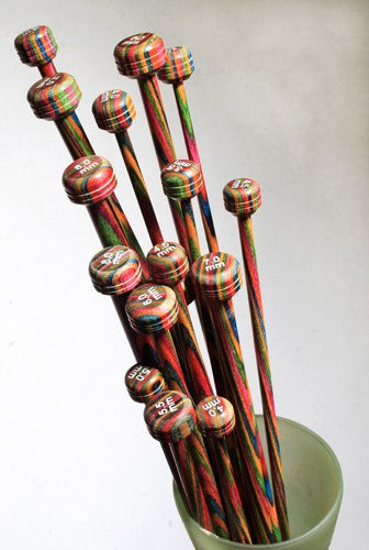 Knit Pro Symfonie Wood Straight Needles - 5.00mm