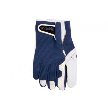 Sprout 2nd Skin Garden Gloves - Navy
