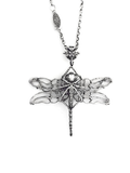 Filigree Dragonfly Pendant