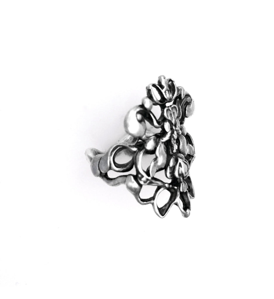 Swirly Filigree Ring
