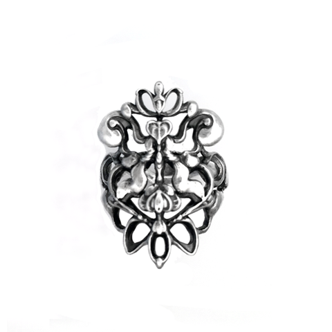 Twisted Vines Ring