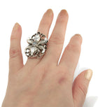 Fantasy Flower Ring