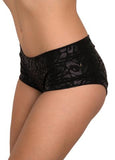Fierce Cheetah Hot Pants (XS)