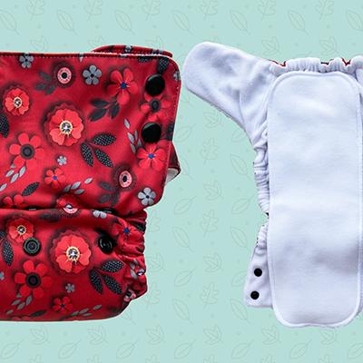 Duet Stay-Dry Diapers