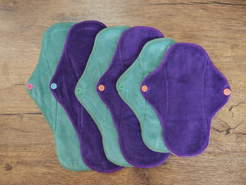 Bhoomi Cloth Pads Reusable Menstrual Hygiene Products