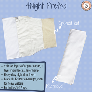 N.E.A.T. Perfect Night Time Combo (Choose Print)