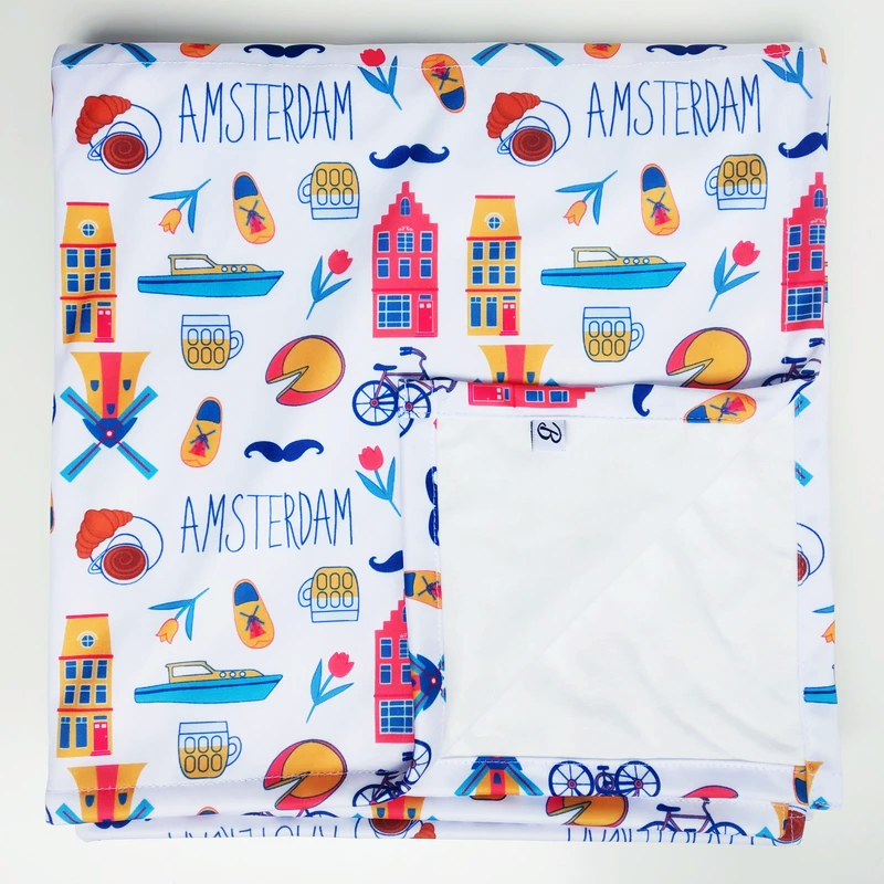 Amsterdam Light Blankie