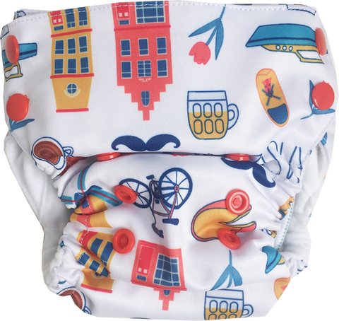 Amsterdam Neo v3 All-in-One Diaper