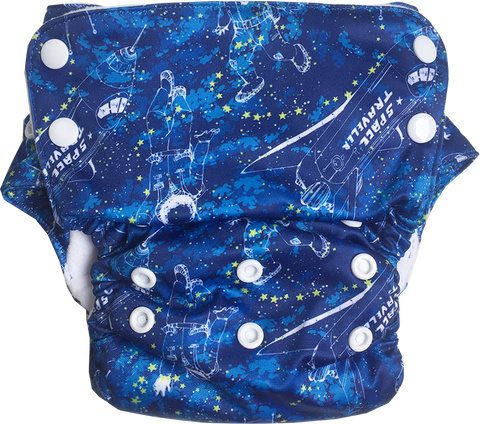 Apollo Stay-Dry Duet Diaper