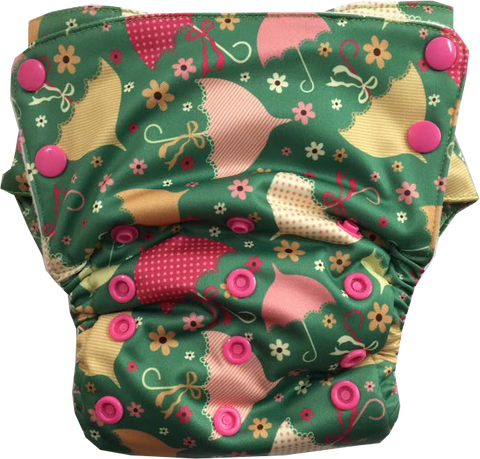 Austen Stay-Dry Duet Diaper - Bumpadum Cloth Diaper