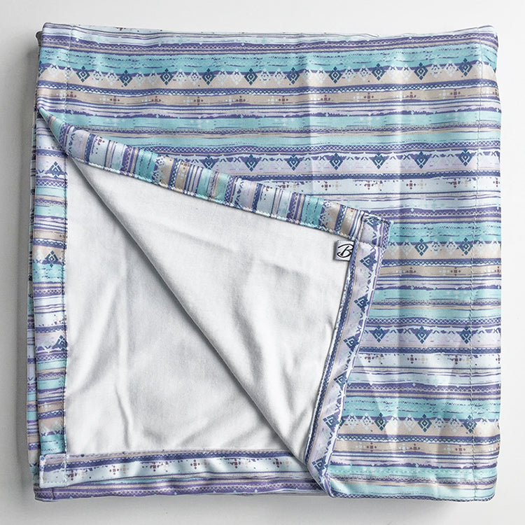 Aztec Light Blankie - Bumpadum Cloth Diaper