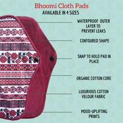 Cloth Sanitary Pad - Liner Seconds