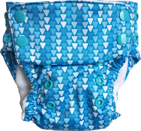 Fairy Lights Neo v2 All-in-One Diaper - Bumpadum Cloth Diaper
