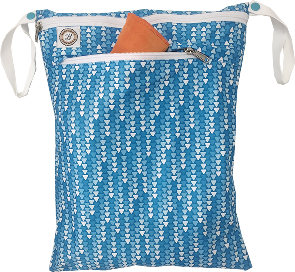 Fairy Lights Wet Bag - Bumpadum Cloth Diaper