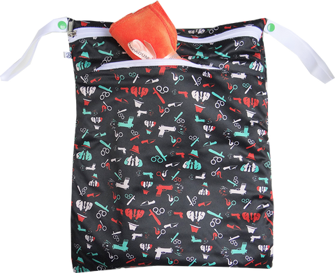 Goodfellas Wet Bag - Bumpadum Cloth Diaper