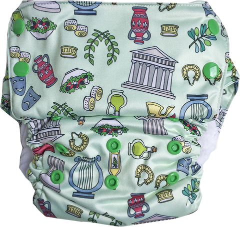 Athena Stay-Dry Duet Diaper