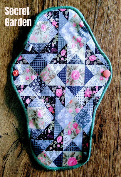 Cloth Pad - Size Large - Bumpadum Cloth Diaper