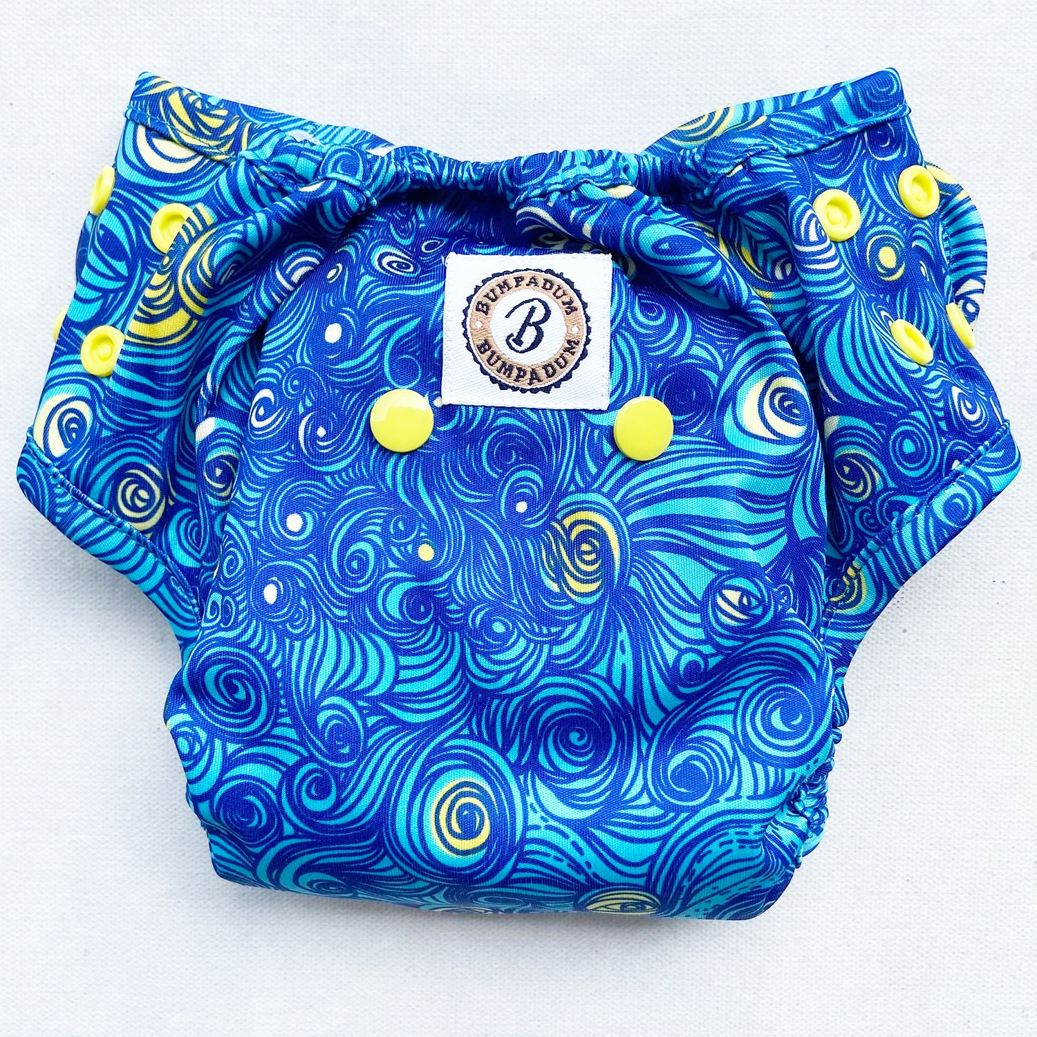 Cover Diaper - Starry Night