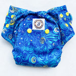Load image into Gallery viewer, Cover Diaper - Starry Night