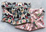 Load image into Gallery viewer, Once Upon A Time- Secret Garden Reversible Clutch