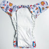 Amsterdam Aviva Organic Cotton Diaper - Bumpadum Cloth Diaper
