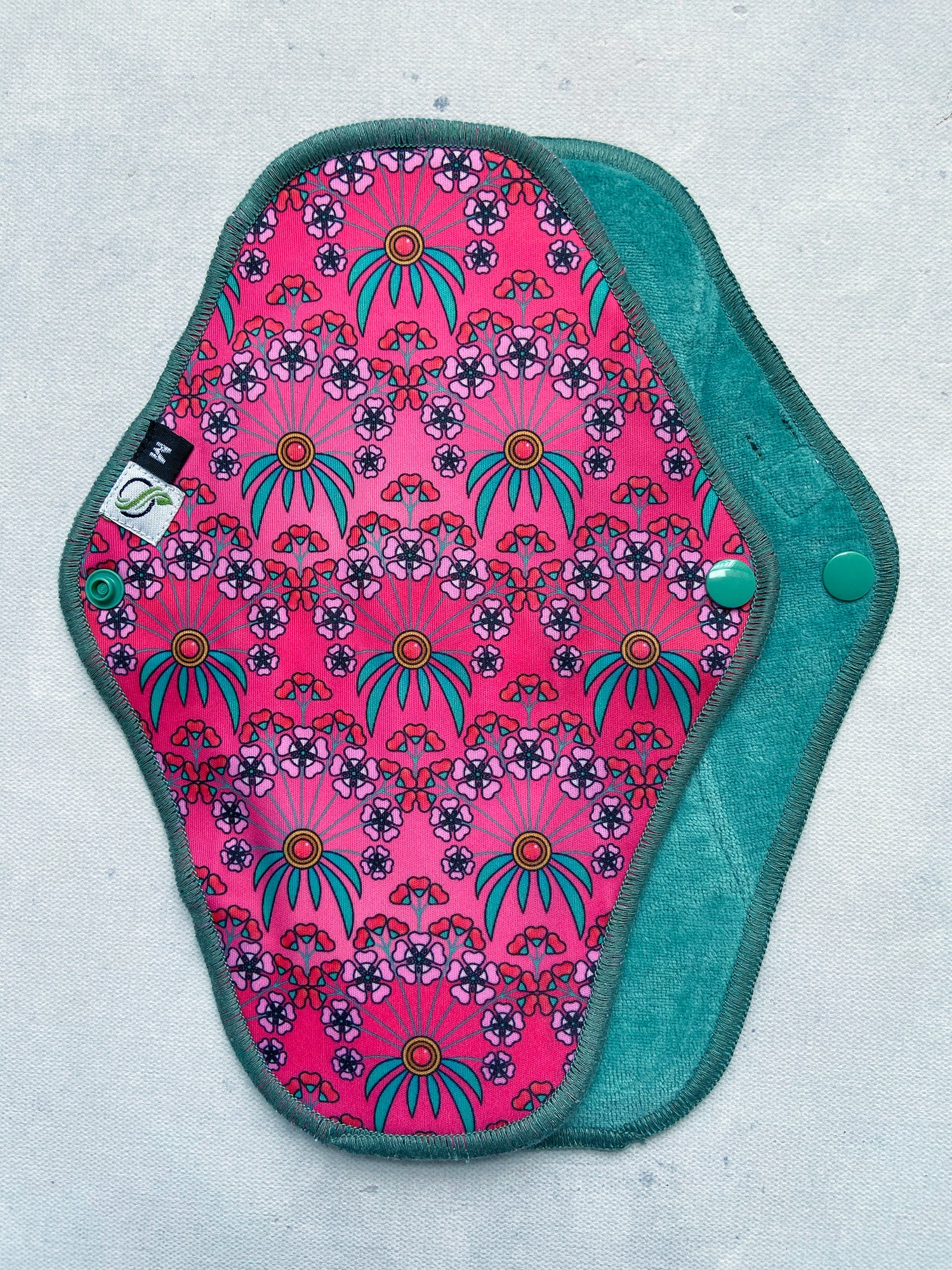 Cloth Sanitary Pad - Size Medium (Daytime/Light flow)