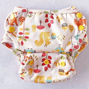 Cover Diaper Shell Only - Seconds (Multiple prints available)