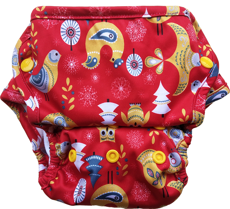 Cover Diaper - Lapland