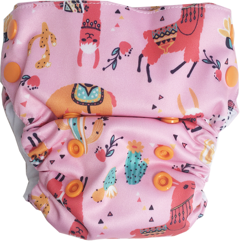 Llama Drama Neo v3 All-in-One Diaper