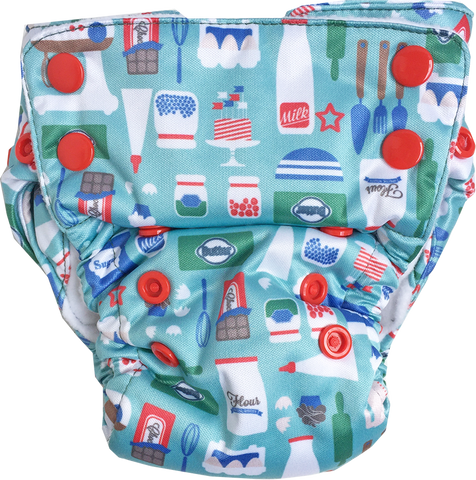 Masterchef Season 2 Neo v2 All-in-One Diaper