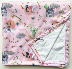 Once Upon A Time Light Blankie