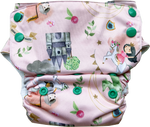 Load image into Gallery viewer, Duet Diaper Shell Only - Seconds (Multiple prints available)