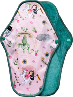 Load image into Gallery viewer, Cloth Sanitary Pad - Size Large (Overnight/Daytime)