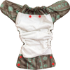 Bubbles Aviva Organic Cotton Diaper - Bumpadum Cloth Diaper