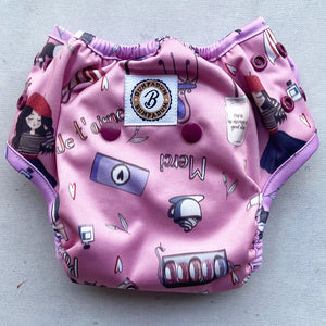 Cover Diaper - Paris