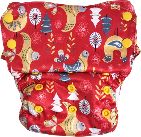 Lapland Stay-Dry Duet Diaper