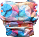 Load image into Gallery viewer, Aviva Diaper Shell Only Old Version - Clearance (Multiple prints available)