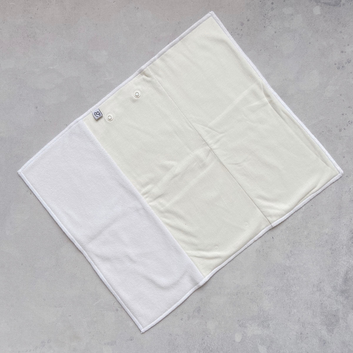 Stay Dry Organic Cotton Prefold (Two Options Available)