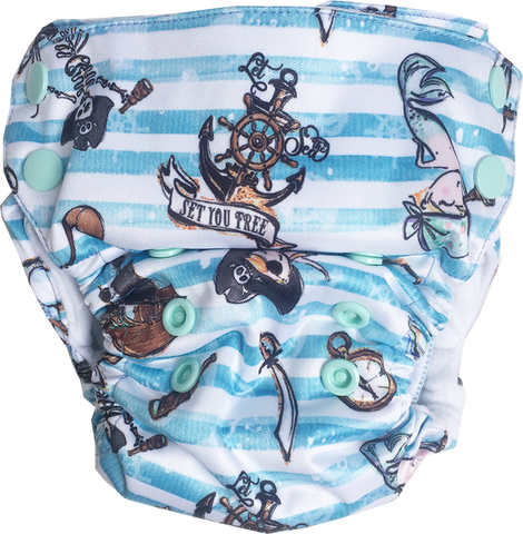 Treasure Island Neo v3 All-in-One Diaper