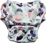 Load image into Gallery viewer, Cover Diaper Shell Only - Seconds (Multiple prints available)