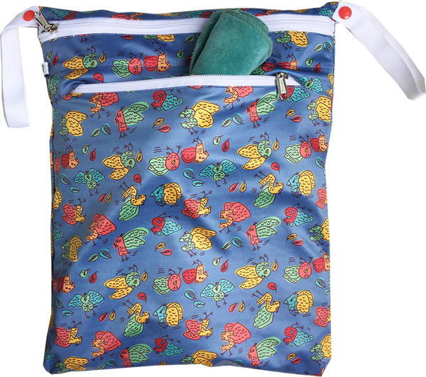 Wingardium Numerosa Wet Bag