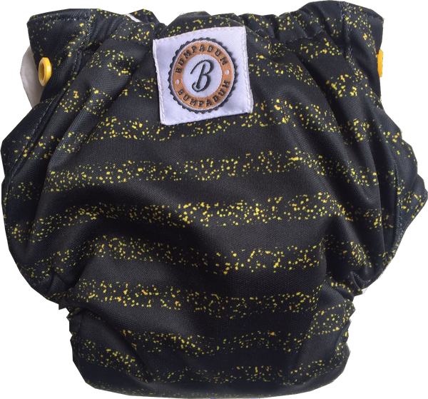 Glitterati Neo v2 All-in-One Diaper - Bumpadum Cloth Diaper