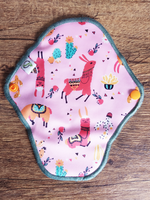 Load image into Gallery viewer, Cloth Sanitary Pad - Liner (Spotting/Backup for Cup)