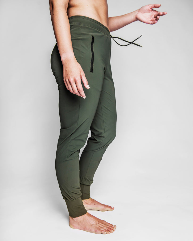 Buy recycled and comfortable Népra Bestseller Yed Joggers Women