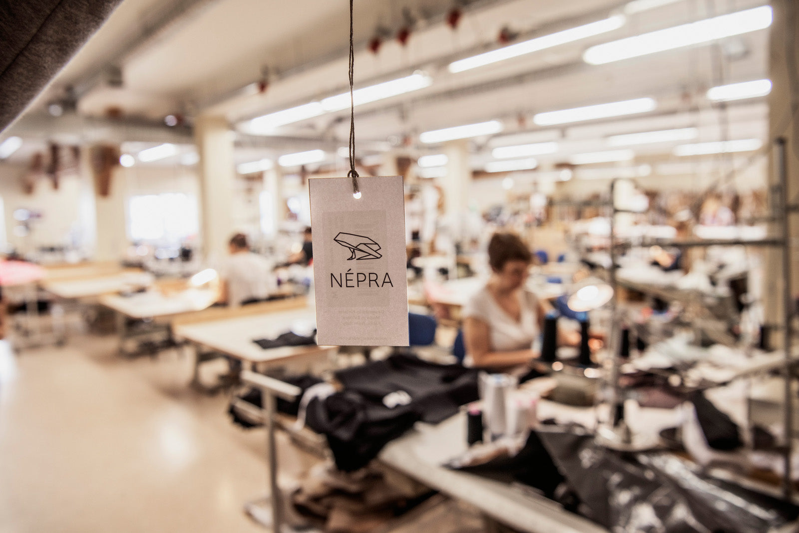 Garment Industry Show Your Numbers. Take a look at Népra Activewear's price structure.