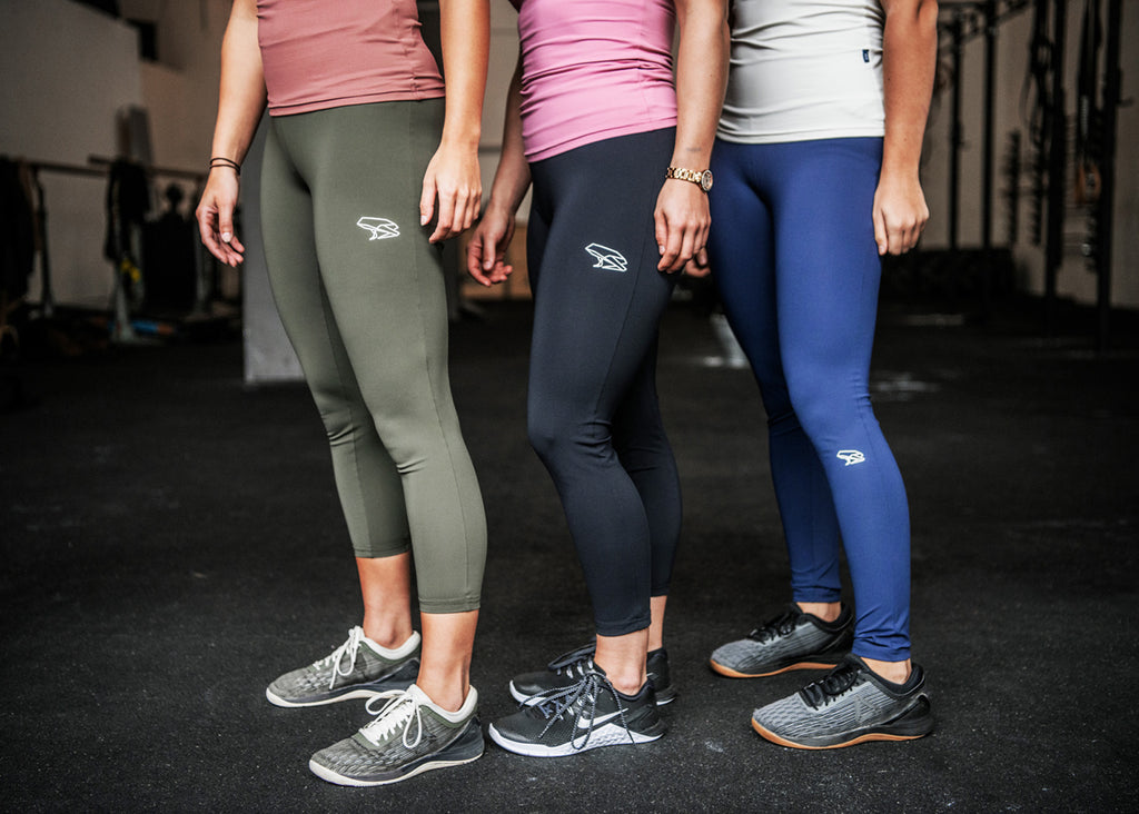Terra Tights recycled activewear for women