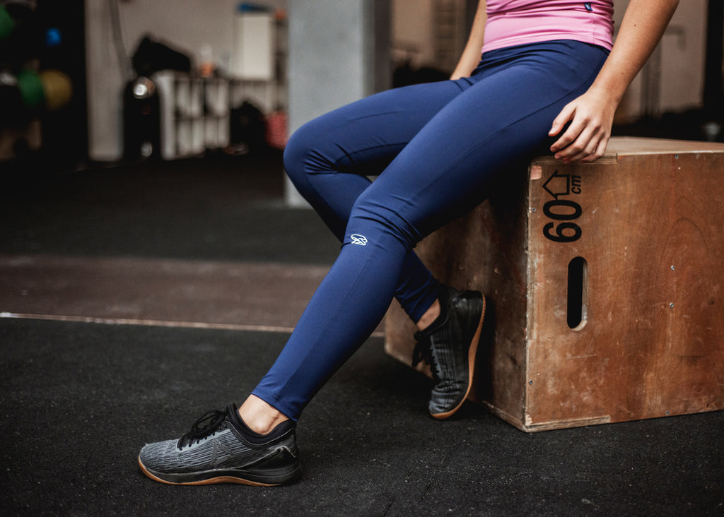 Recycled Terra Tights for active lifestyle